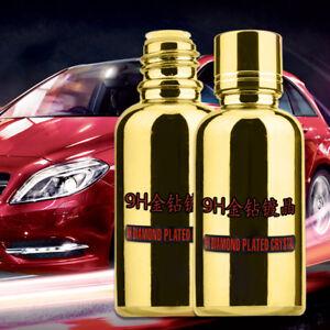 9H Hardness Car Liquid Ceramic Coat Super Hydrophobic Glass Coating Car Polish