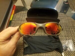 d01687f8c Oakley Juliet X-Metal sunglasses, initial run, low serial#, Ruby ...