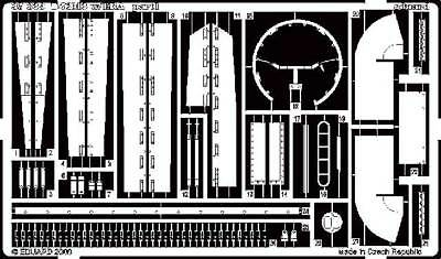 Eduard 1//35 T-72M2 With Era Etch pour Dragon Kits # 35329