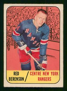 RED-BERENSON-1967-68-TOPPS-67-68-NO-24-VGEX-45348