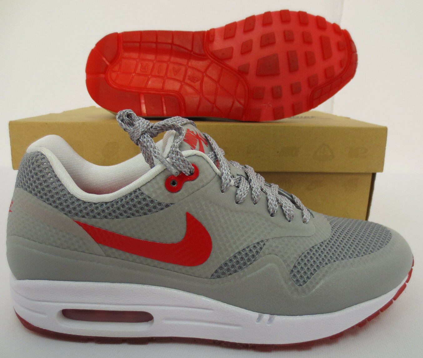 WMNS WOMENS AIR MAX 1 FUSE OUT SIZE 8 RUNNING WORK OUT FUSE SHOES NIKE 580783 001 NEW f77fb4
