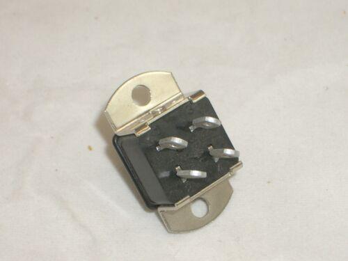 CINCH JONES BEAU MOLEX P-304-AB 38330-0104 POWER PLUG PANEL MOUNT 4 PIN