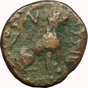 Lysimacheia-in-Thrace-309BC-Ancient-Greek-Coin-LION-APOLLO-Healer-Cult-i33988