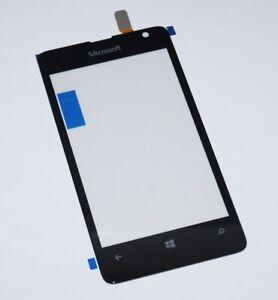 Original-Microsoft-Lumia-430-Touchscreen-Touchpanel-Digitizer-Scheibe-Schwarz