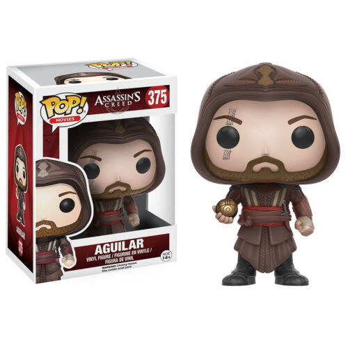 Funko Assassin/'s Creed POP Aguilar Vinyl Figure NEW Toys Collectibles Movie