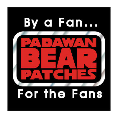 PadawanBear Patches