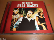 THE REAL McCOY best HITS cd ONE MORE TIME another night RUN AWAY Automatic Lover