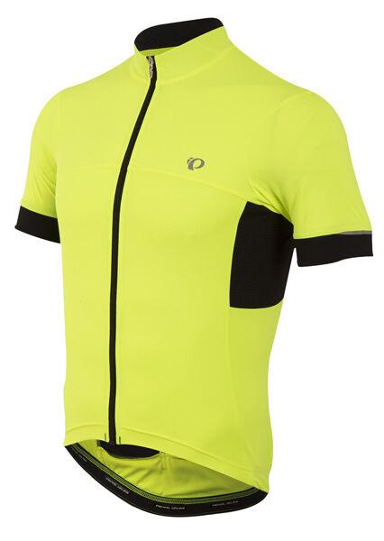 Pearl Izumi 2017 Elite Escape Ciclismo Bicicleta Ciclismo Camiseta gritando Amarillo Negro - 2XL