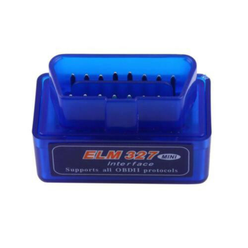 Super Mini ELM327 V2.1 OBD2 II Bluetooth Diagnostic Car Auto Interface Scanner