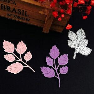 Leaf-Metal-Cutting-Dies-Stencil-Scrapbook-Album-Paper-Card-Embossing-Craft-DIY