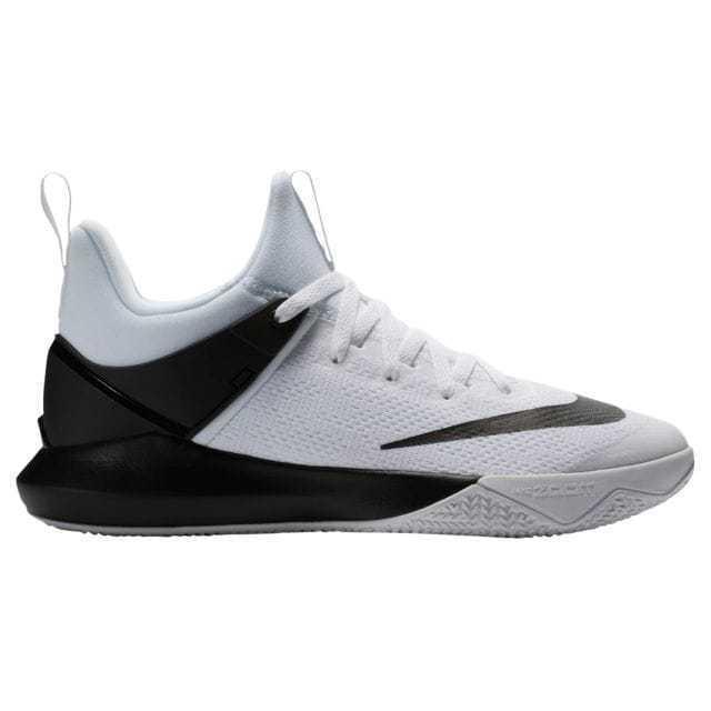 Nike Men s Zoom Shift TB Sz 11.5 White black 897811 100 for sale online  23dafa042f6