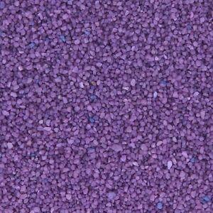 600g Royal Purple Coloured Decorative Sand Kids Arts Craft Wedding