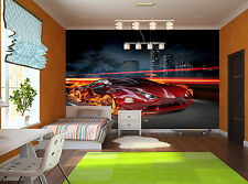 Hot Car III Wall Mural Photo Wallpaper GIANT DECOR Paper Poster Free Paste