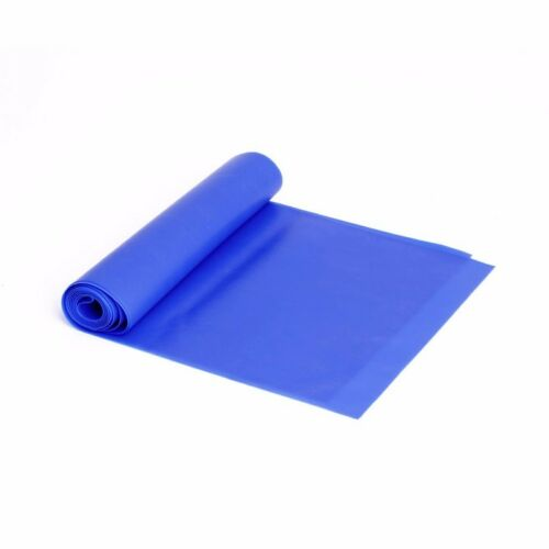 Elastic Yoga Pilates Rubber Stretch Resistance Exercise Fitness Band Strap 1.5m