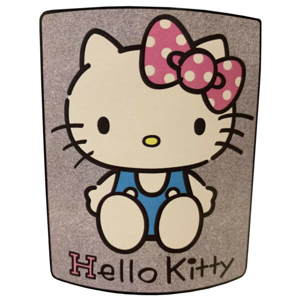 """New Hello Kitty, Pink Bows Forever Micro Throw Blanket 46"""" X 60"""" Supplement The Vital Energy And Yin"""