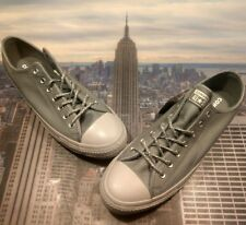 85cff719299c Converse Chuck Taylor All Star Ox Low Top Cool Grey Platinum Size 12  157586c New