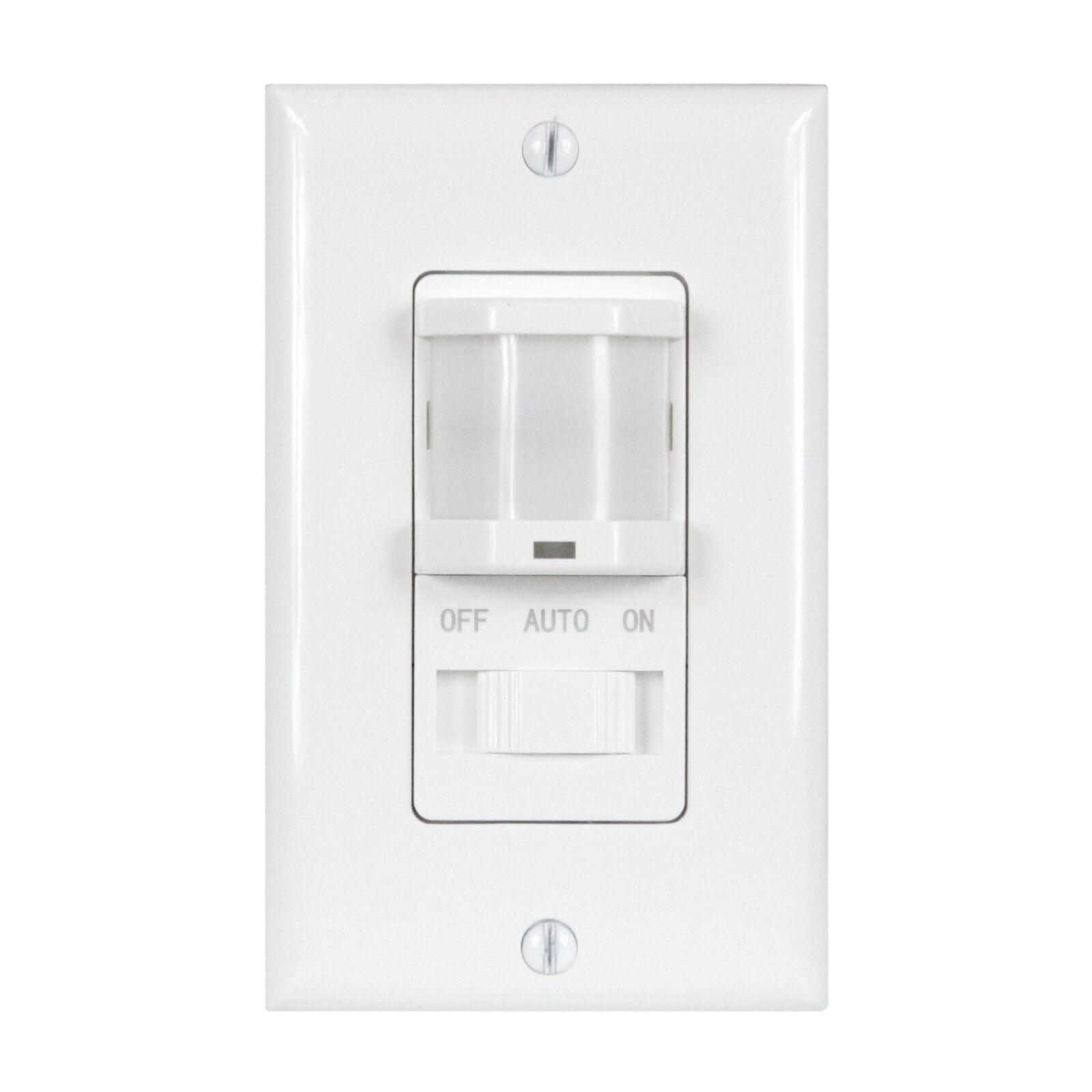 Tsos5 Pir Motion Sensor Light Switch Detector Infrared