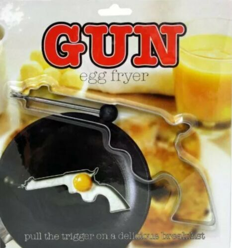 Gun Egg Fryer Kitchen Tool