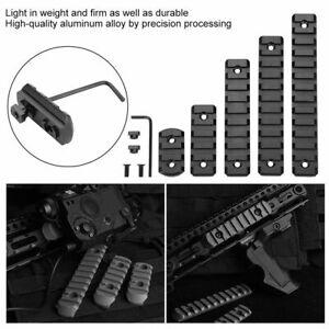 Section-de-Rails-Picatinny-Weaver-20mm-avec-Accessoires-Alliage-d-039-Aluminium