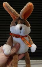 CHOCOLATE REESES RAP SINGING PLUSH BUNNY RABBIT DOLL PEANUT BUTTER CUPS EASTER