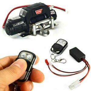 RC-coche-cabrestante-solo-control-Remoto-Inalambrico-para-Axial-SCX10-D90-D110-TRX4