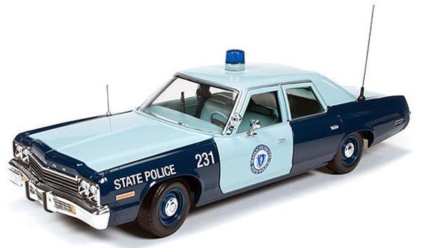 Dodge monaco 1974 verfolgung  massachuset 1,18 amm102