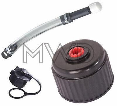 VP Racing Fuels Utility Jug Accessories Pack 1 Vent Cap 1 Hose 1 Jug Cap