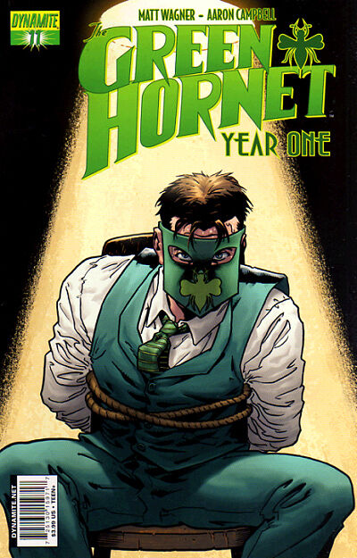 GREEN HORNET Year One #11 New Bagged