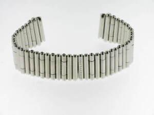 grande sconto prezzo imbattibile scopri le ultime tendenze Dettagli su BREITLING bracciale acciaio roleaux ansa 16mm referenza 901A