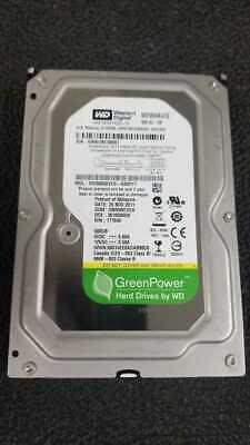 "WD AV-GP WD5000AVCS 500GB IntelliPower 16MB Cache SATA 3.0Gb//s 3.5/"" Free Ship"