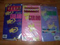 Eureka Art Tissue 10ft Honeycomb Garland Easter Decoration U Pick Not A Lot