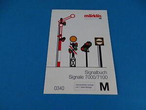Marklin-0340-0341-Signal-Buch-white-D-F-GB-NL-It