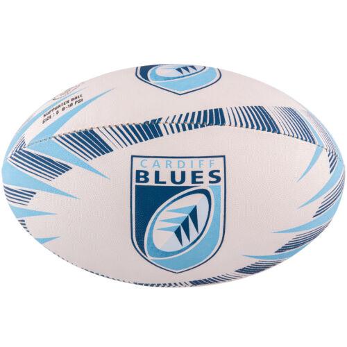 Size 4 Blues Gilbert Pro 12 League Supporter Ball