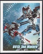 Merlin Football Sticker - Kick Off 2007-08 - No L5 - 8915 Toa Matoro