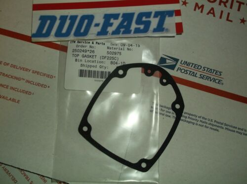 DF225C Duo-Fast # 502975  TOP GASKET Paslode