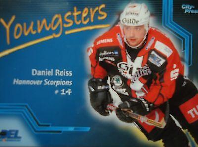 Entusiasta 121 Youngsters Daniel Reiss Hannover Scorpions Del 2002-03- Garanzia Al 100%