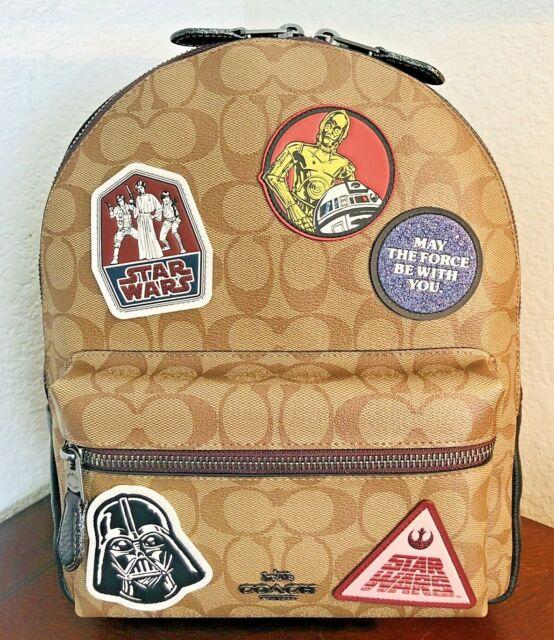 Handmade Star Wars backpack