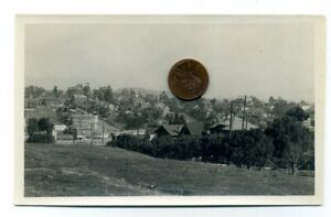 DEC-1914-OLD-LOS-ANGELES-View-From-Bunker-Hill-looking-West-Original-Photograph