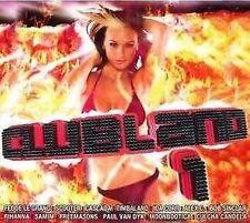 CLUBLAND 1 - 2 CD NEU Cascada Culcha Candela Rihanna Kate Ryan David Guetta