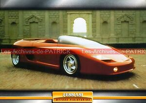 FERRARI-Mythos-Pininfarina-1989-Fiche-Auto-Collection