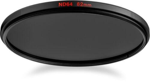 Manfrotto mfnd 64-58 Filtros de Densidad Neutra 58mm con 6 parada de pérdida de luz