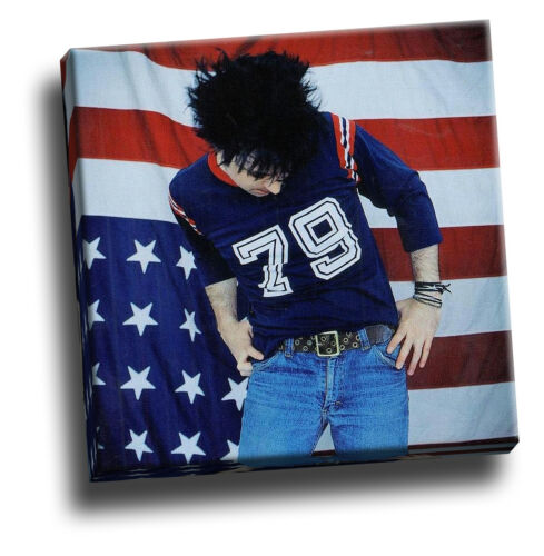 Ryan Adams Gold Giclee Canvas Album Cover Picture Art