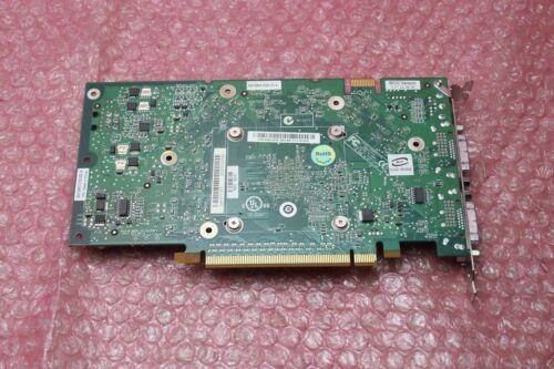 Nvidia Quadro FX 3500 256MB GDDR3 PCI-E Video Graphics Card Dell 0WH242 WH242