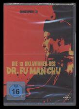 DVD DIE 13 SKLAVINNEN DES DR. FU MAN CHU - CHRISTOPHER LEE *** NEU ***