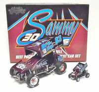 Sammy Swindell 83 Sprint Car Anniversary Set 1:18 & 1:50 Gmp Le 1/2508