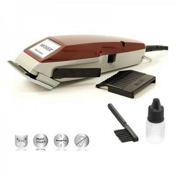 Moser 1400 Classic Professional Hair Clipper 220-240V 0.1mm Blade