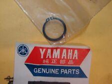 NOS OEM FACTORY YAMAHA CIRCLIP YZ80 TY80 YZ125 YZ50 93410-13004