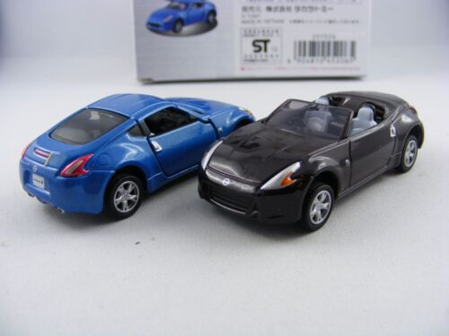 370 Tomy Tomica Limited Nissan Fairlady in 1//57 Z Coupé /& Cabrio 2er-Set