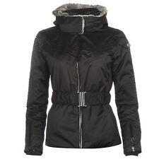 Colmar 5EOU Ski Jacket Ladies Black size 16 (XL) BNWT