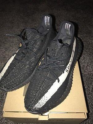 yeezy v2 black white